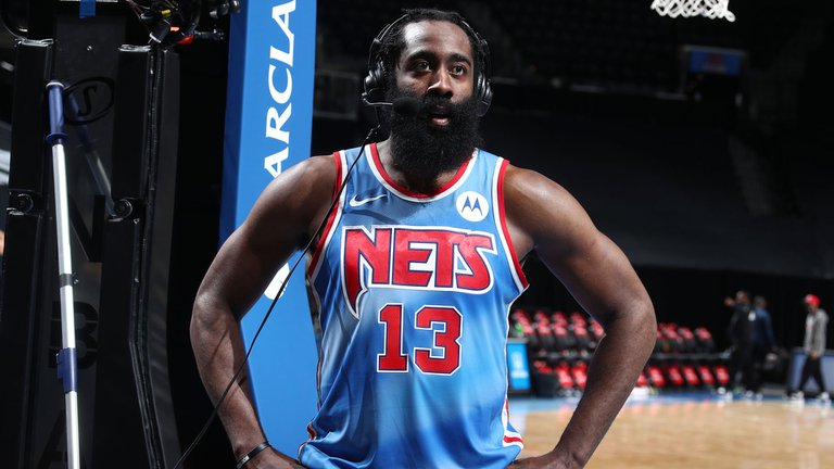 James Harden - Fuente: Infobae